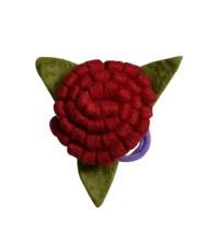 Felt flower hairband 9