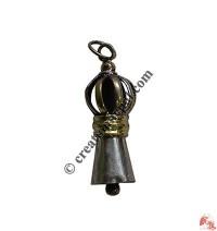Tiny Bajra-bell pendent