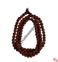 Rudraksha 8 mm 108 beads Mala