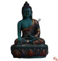 Turquoise small Buddha