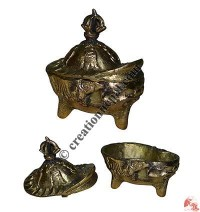 Brass Kapala