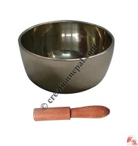 Vertical design plain singing bowl5