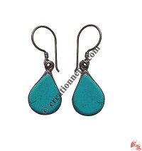 Turquoise ear ring2