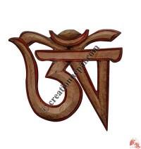 5 inch size Tibetan OM mantra