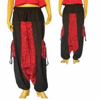 Colorful cotton comfort trouser1