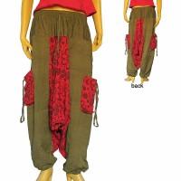 Colorful cotton comfort trouser2