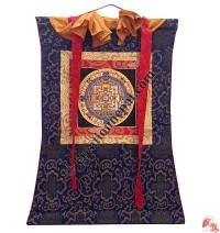 Kalachakra Mandala small Thangka