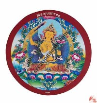 Manjushree fridge magnet