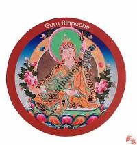 Guru Rimpoche fridge magnet