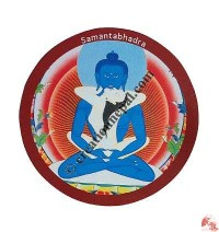 Samantabhadra fridge magnet