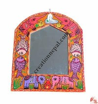 Mithila top-round medium mirror