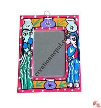 Mithila arts XS size mirror