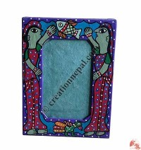 Mithila arts photo Frame2