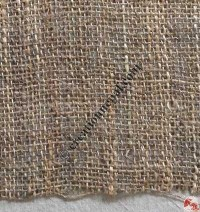 Hemp net coarse natural fabric