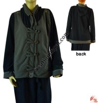 Polar fleece jacket5
