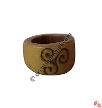 Bone finger ring26