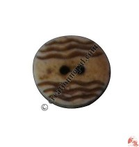 Carved bone button17 (packet of 10)