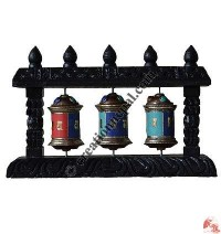 3 in 1 decorative prayer wheel 2