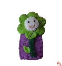 Felt finger puppet7