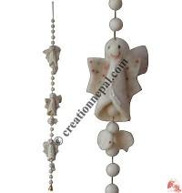 Felt beads-angel decorative hanging