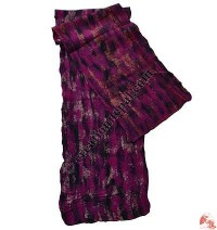 Felted sari scarf2