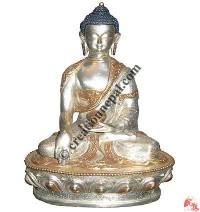 Silver color Buddha 20