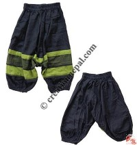 Fine cotton kids Afgani trouser2