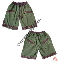 Double shyama unique shorts