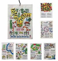 Nature handmade paper calendar