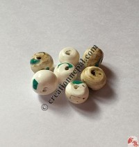 Conch beads