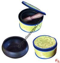 Singing bowl-gift set