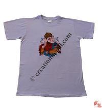 Ganesha embroidery t-shirt