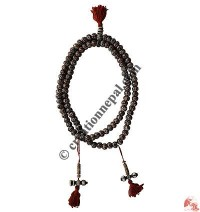 Mantra carved beads Mala