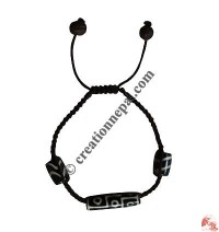 3-Dzi design wristband