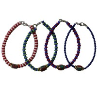 Small beads assorted bracelet