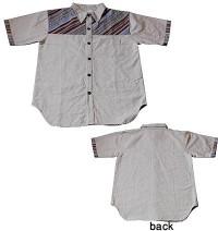 Gheri-Shyama short sleeves shirt