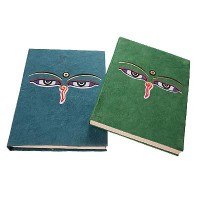 Buddha eye small notebook