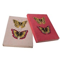 Butterfly small notebook