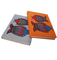 Fish small notebook