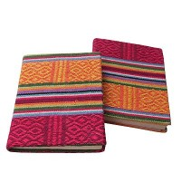 Cloth covered pocket notebook