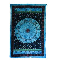 Calendar Mandala Small wall hanging