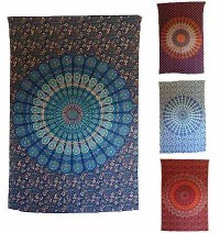 Colorful prints Small wall hanging