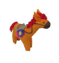 Felt horse2