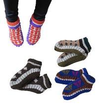 Woolen indoor socks