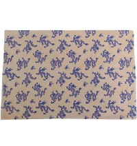 Lokta gift wrapping paper sheet49
