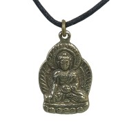 Tiny Buddha pendent
