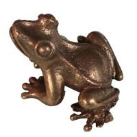 Tiny size brass Frog