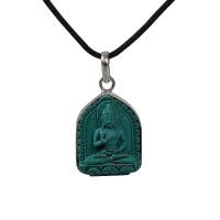 Gautama Buddha resin pendent
