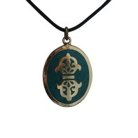 Dorje thin pendent