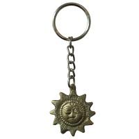 Small Sun key ring